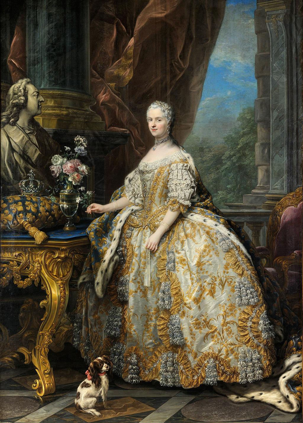 Dumas Louis XV