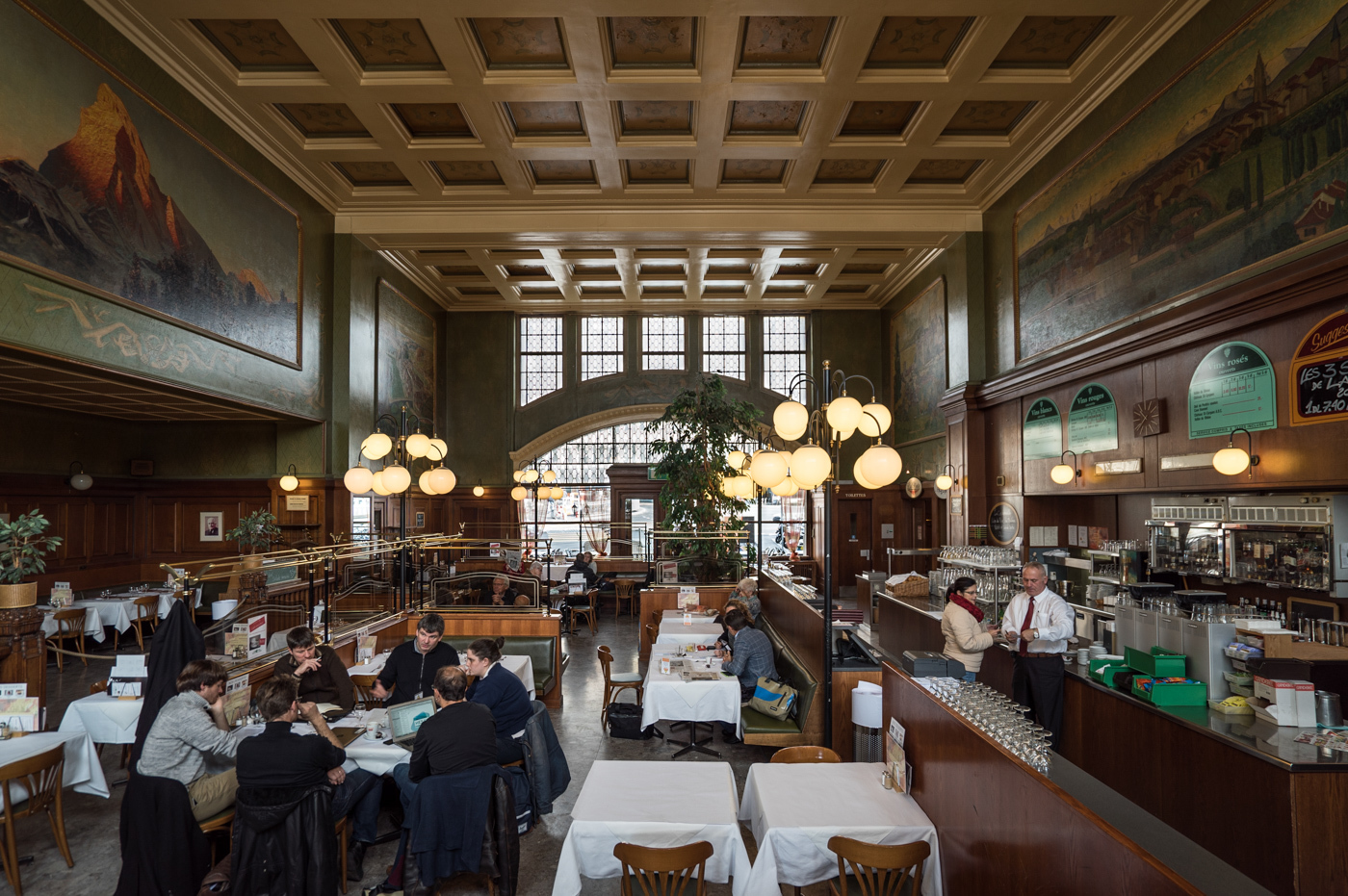 Buffet Gare Lausanne