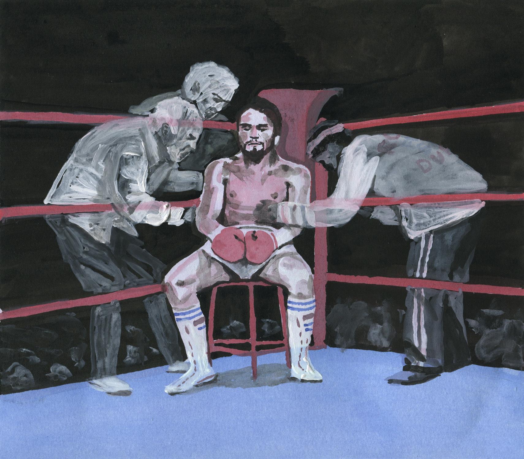 Roberto Duran boxe