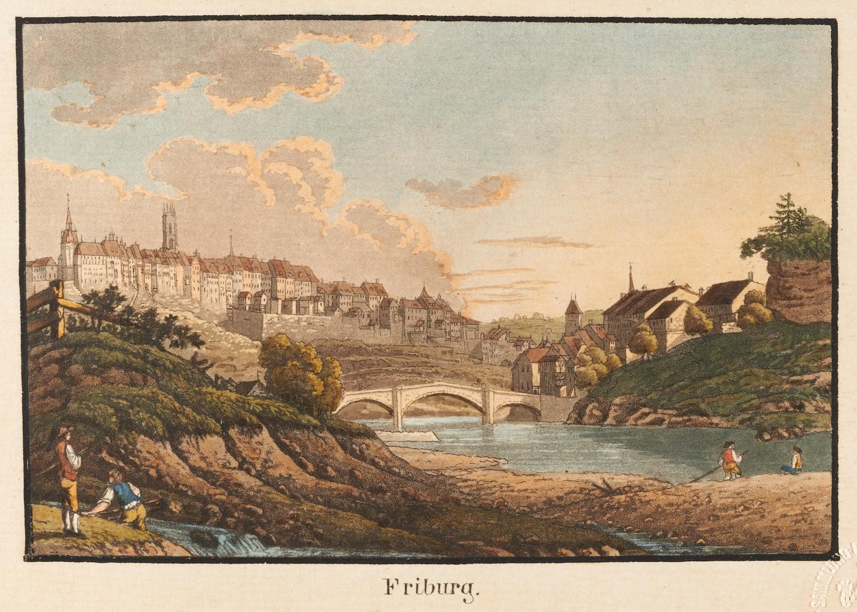 Dumas Fribourg