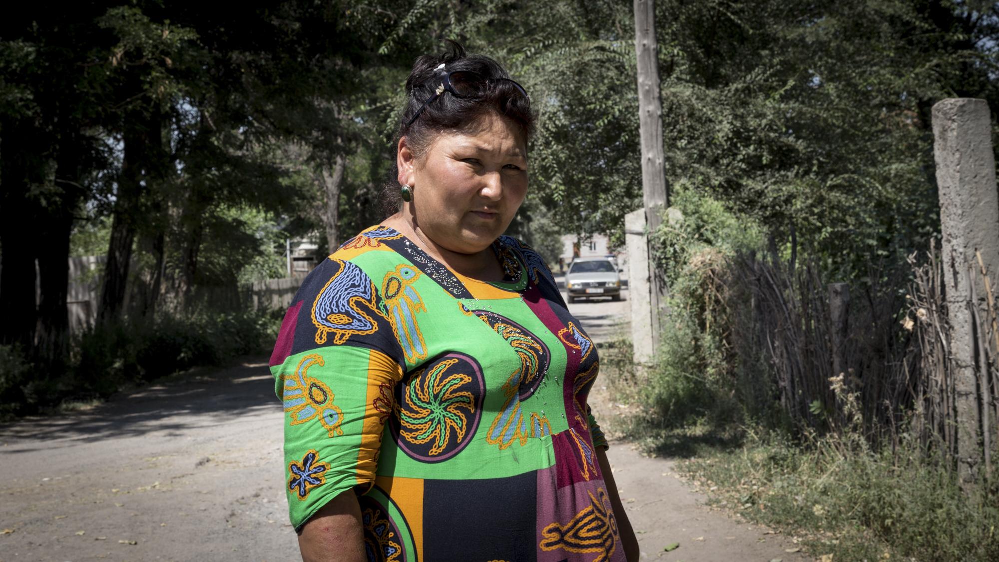 fiancees kirghizistan