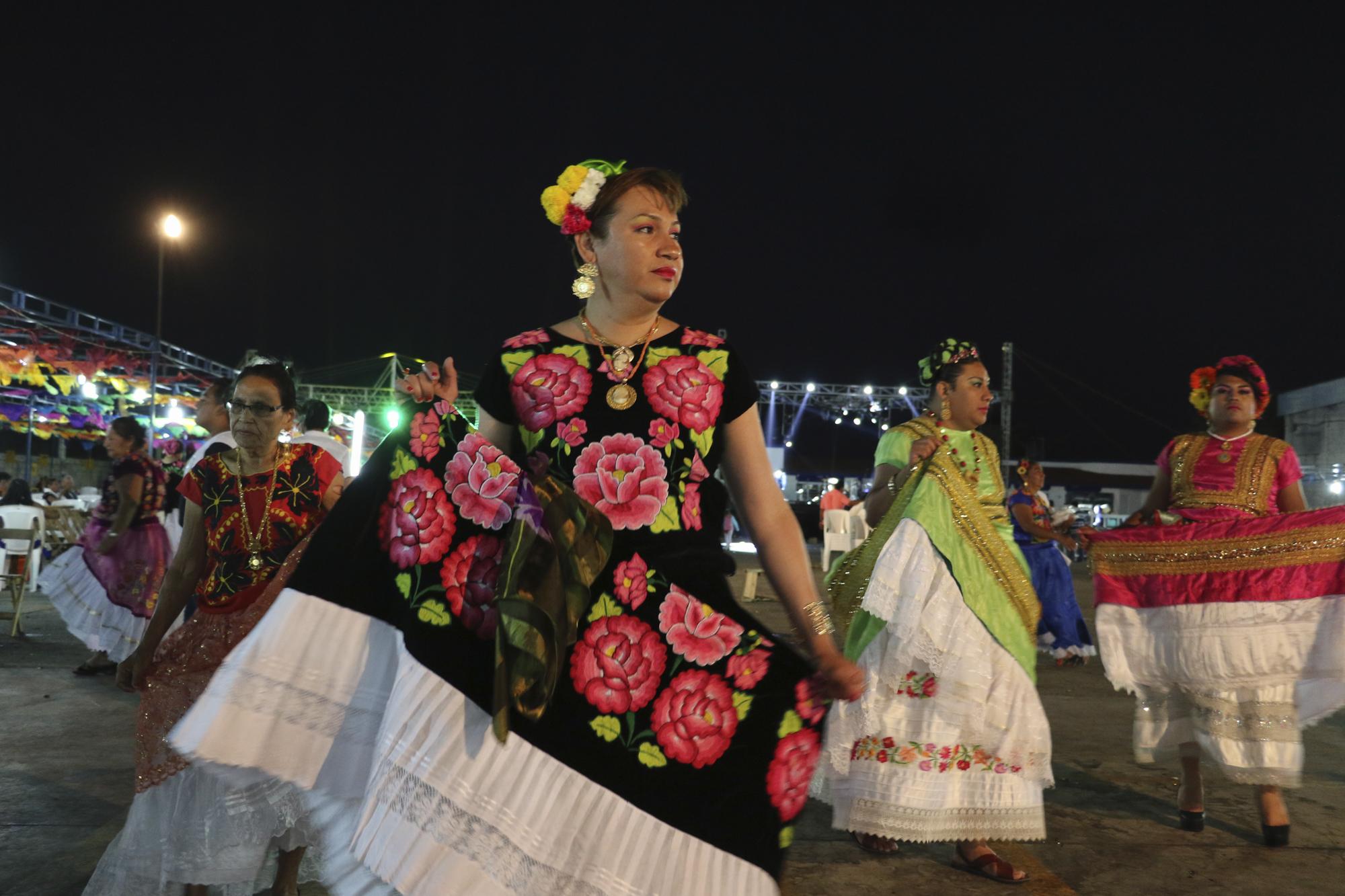 rencontres traditions au Mexique