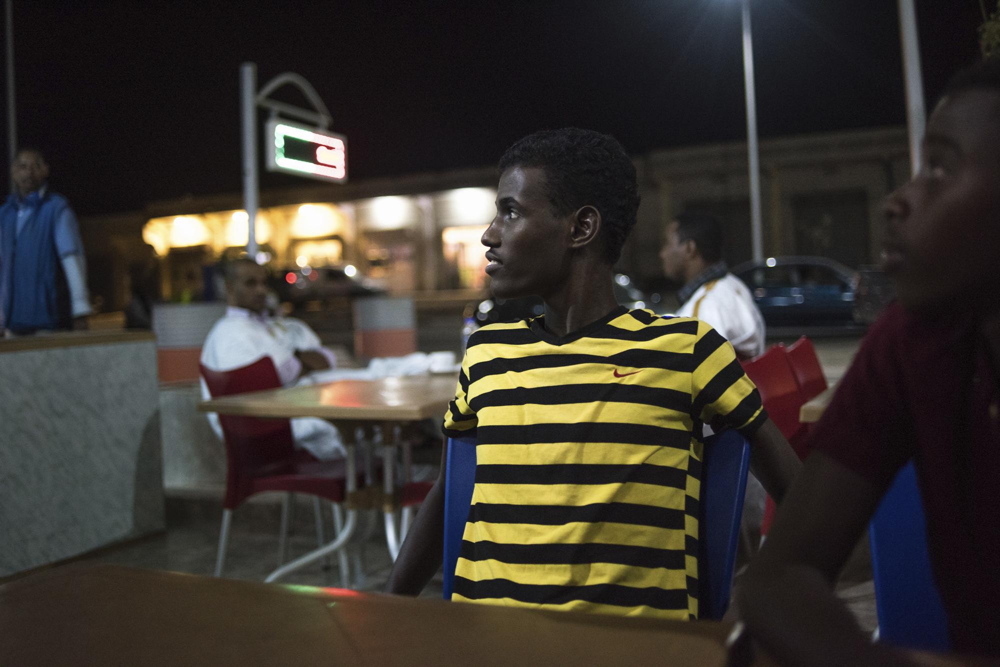 esclavage mauritanie