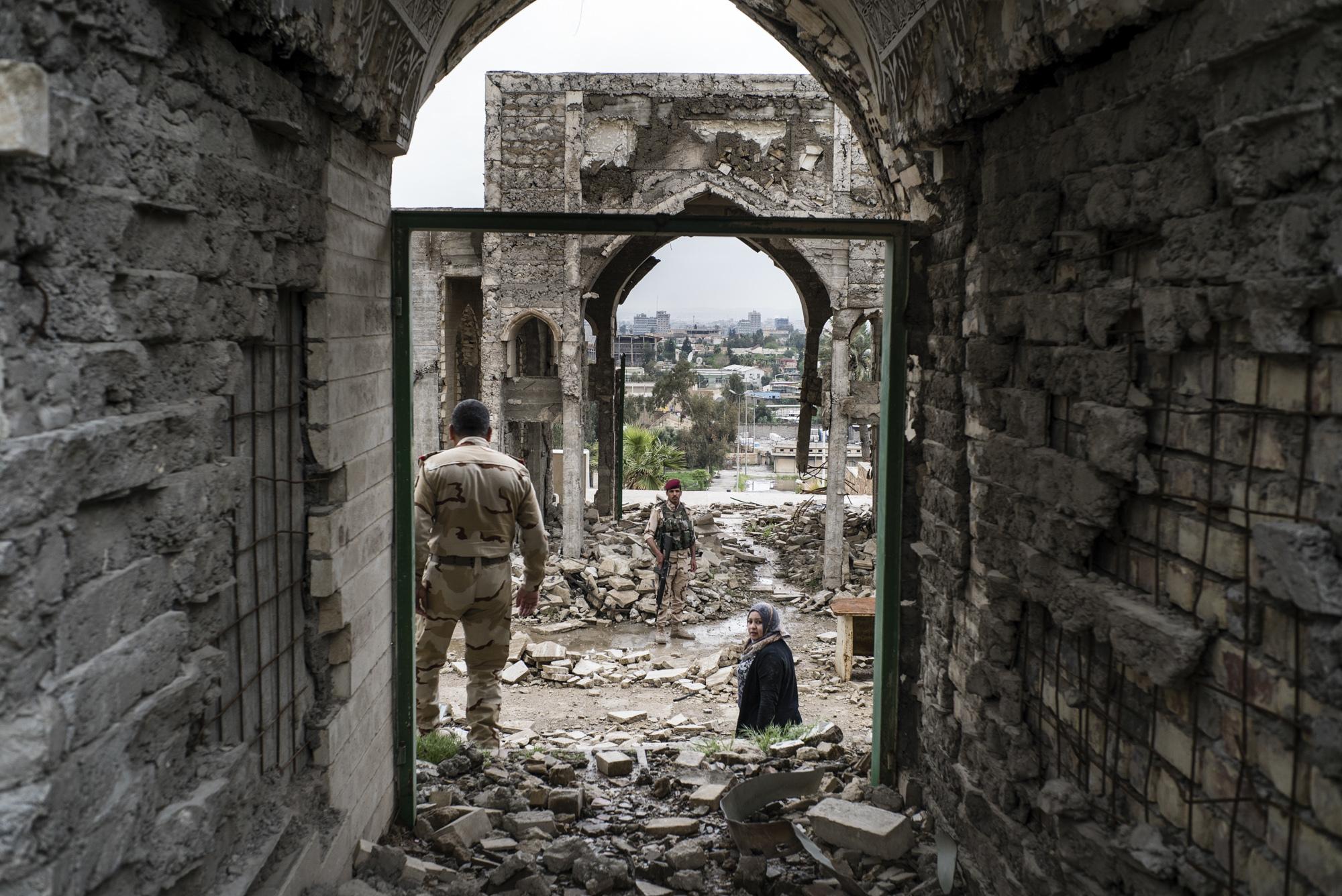 irak mossoul layla