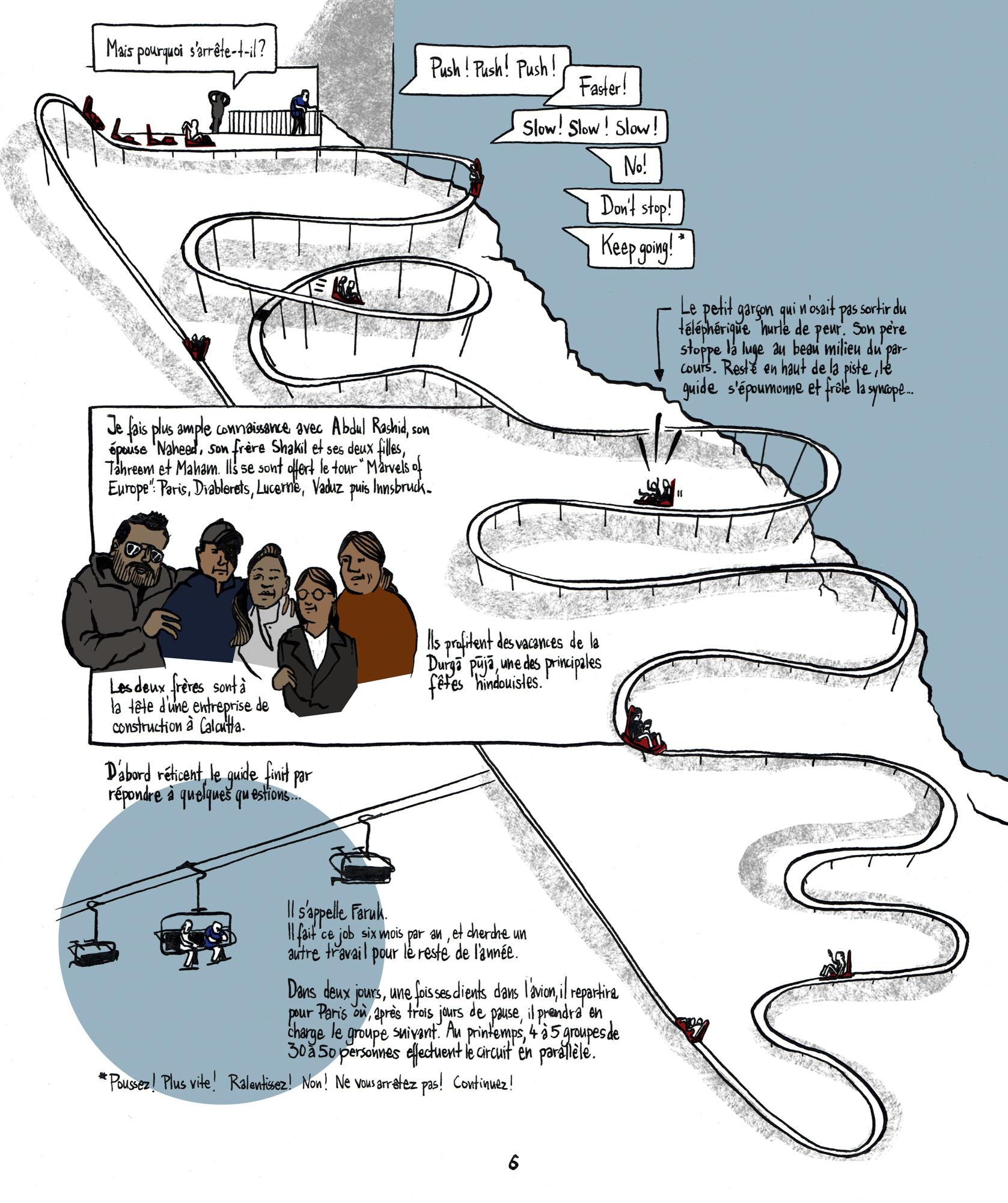 bollywood glacier