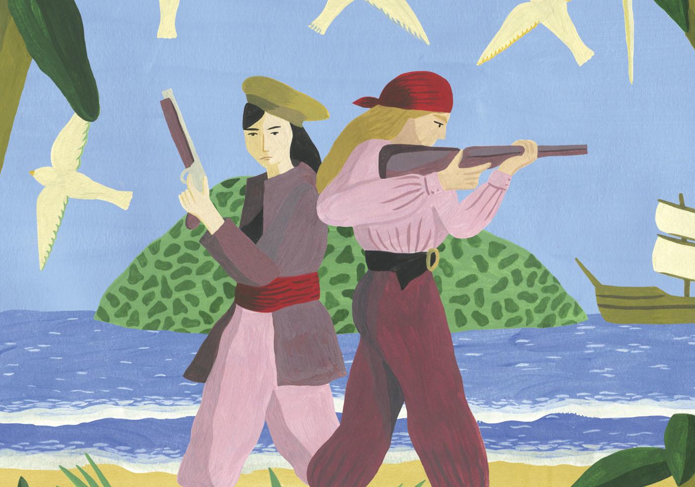 jaeger pirates