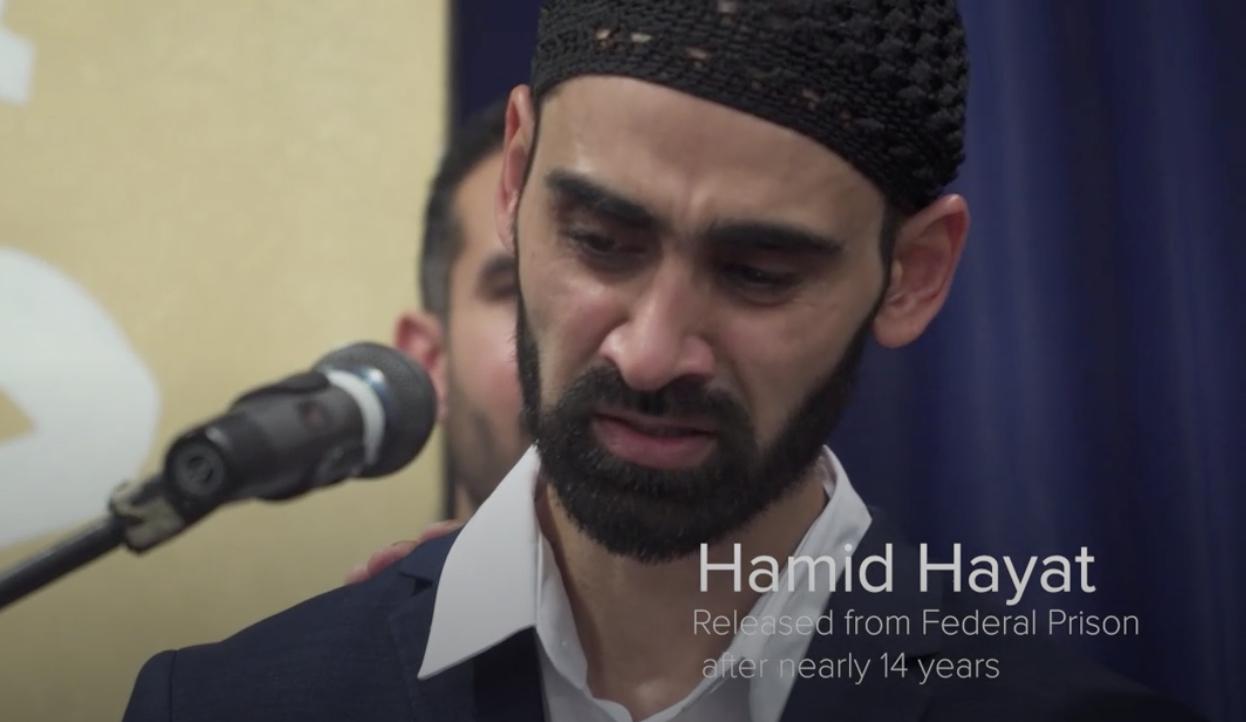 Hamid Hayat Intercept