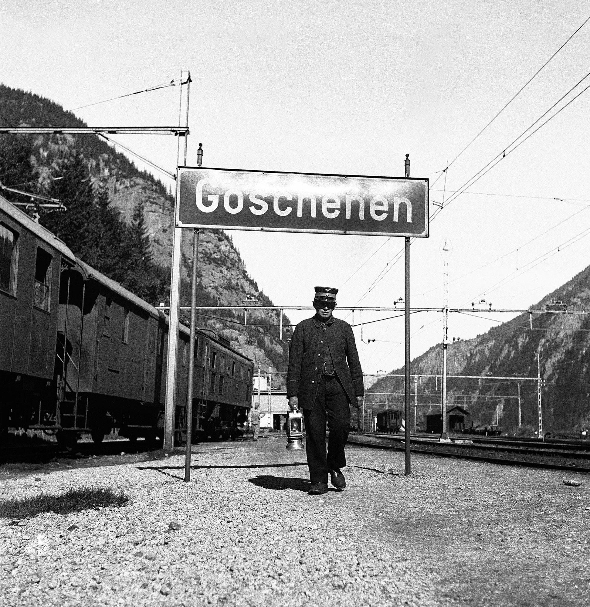 Gothard tunnel
