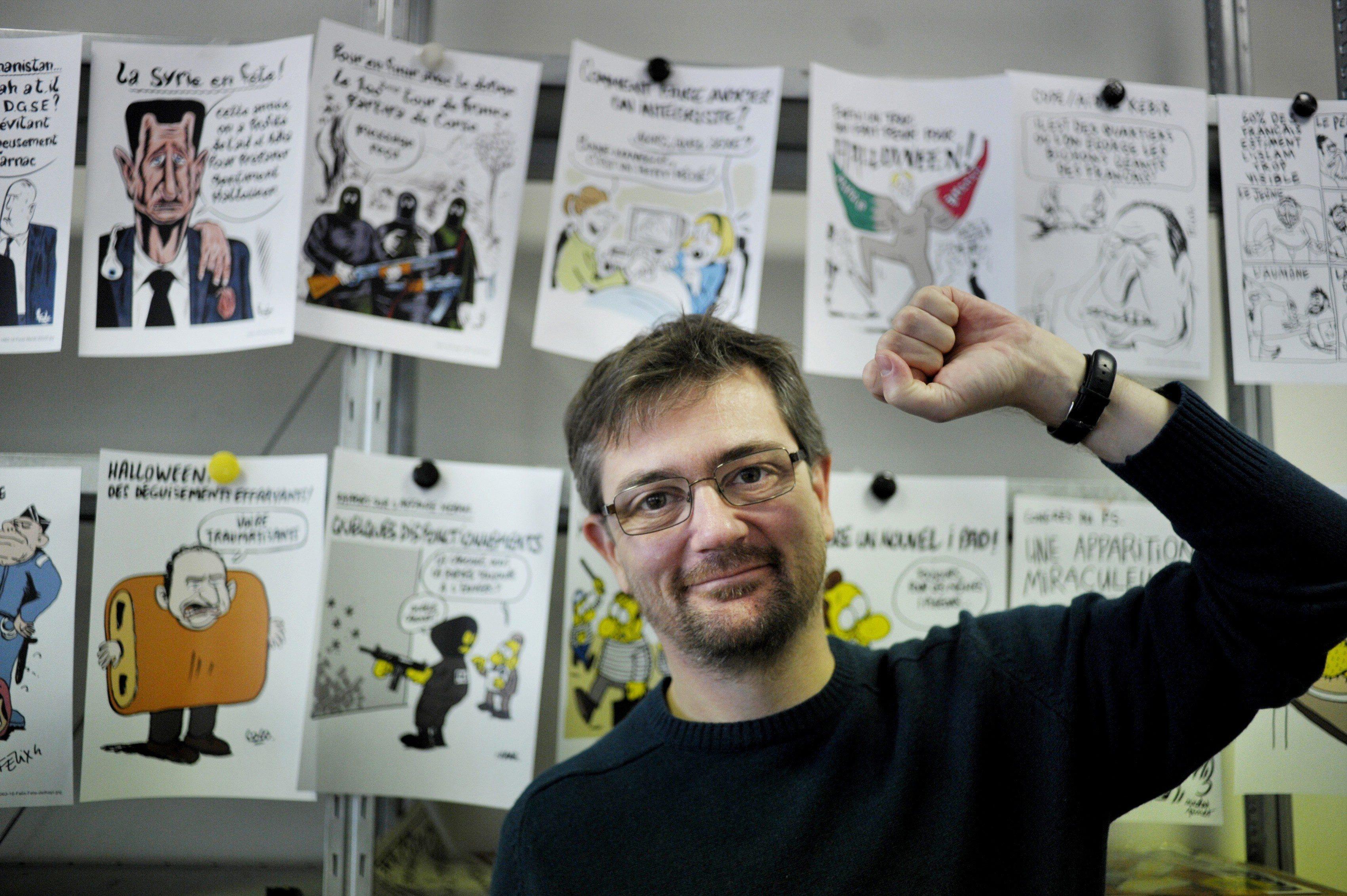 Charlie Charb Charles