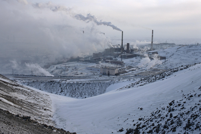 Norilsk mines